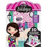 Fashion Angels Izzy's Fashion Boutique Sticker Album