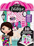 Best Fashion Angels Books For 7 Year Old Girls - Fashion Angels Izzy's Fashion Boutique Sticker Album Review