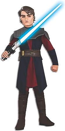 Clone Wars - Disfraz de Anakin Skywalker Star Wars para niño ...
