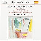 Manuel Blancafort : intégrale pour piano, volume 3