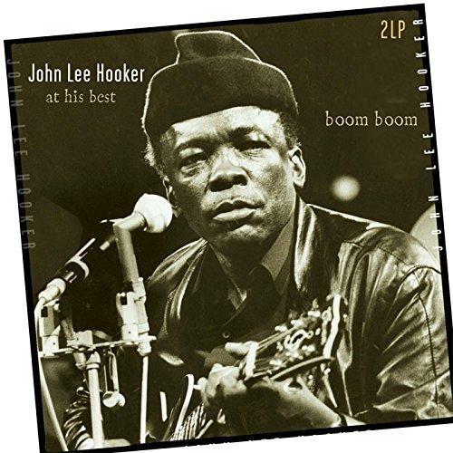 Vinilo : John Lee Hooker - Boom Boom-at His Best (german...