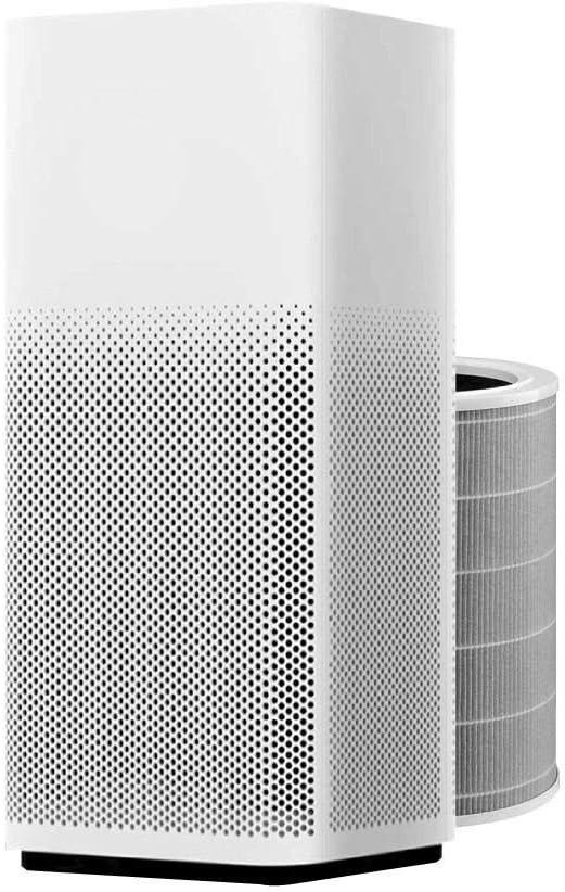Xiaomi Mi Air Purifier 2H EU version - Purificador de aire, con control por app movil, para estancias hasta 31m2 ...