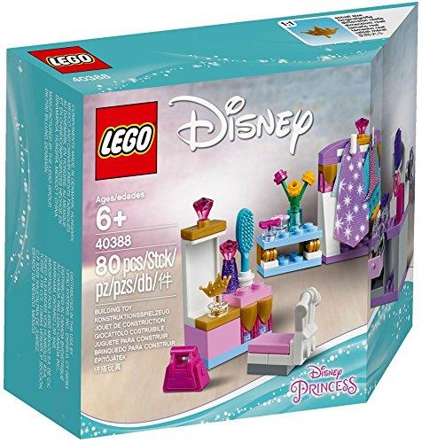with LEGO Disney Princess design