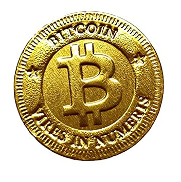 Bitcoin Chocolate Coins - Gluten Free, Solid Milk Chocolates , Kosher  Certified Gelt | Cryptocurrency Themed