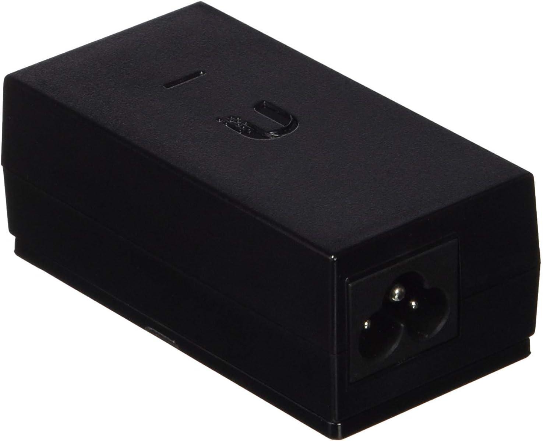 Ubiquiti Networks POE-24-12W-G - Adaptor de ethernet PoE, Negro