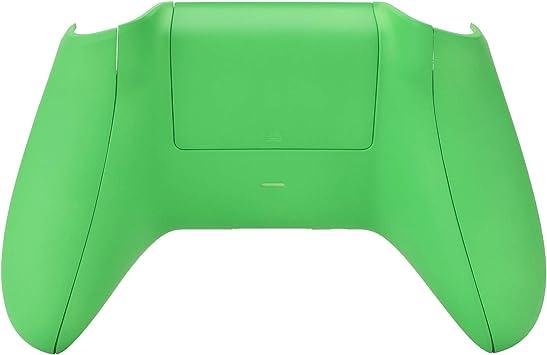 eXtremeRate Carcasa Trasera Shell de Grip para Control de Xbox One S X Funda Tacto Suave Cubierta