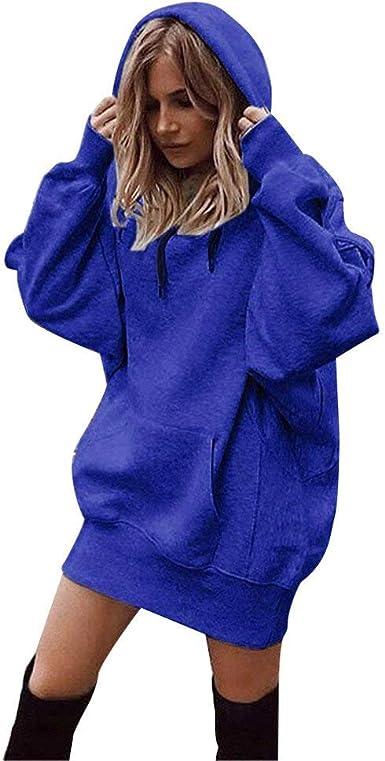 Womens Hoodies Pullover Lightweight Knit Oversized Sweatshirts Long Sleeve Hooded Sweatshirt Loose Hoodie for Spring