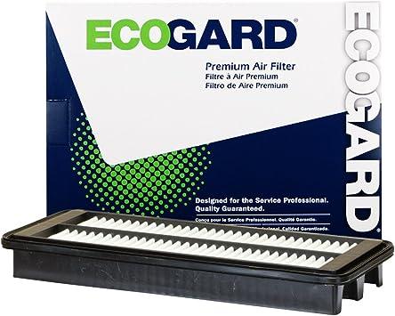 EcoGard XA10584 Premium Engine Air Filter Fits Fiat 124 Spider 2017 2019, Mazda MX 5 Miata 2016 2019