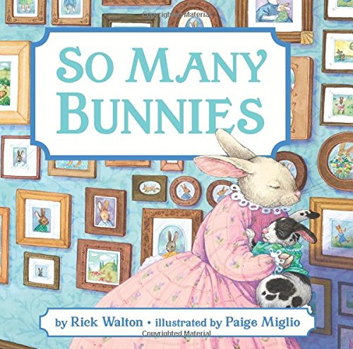 - So Many Bunnies Board Book: A Bedtime ABC and Counting Book