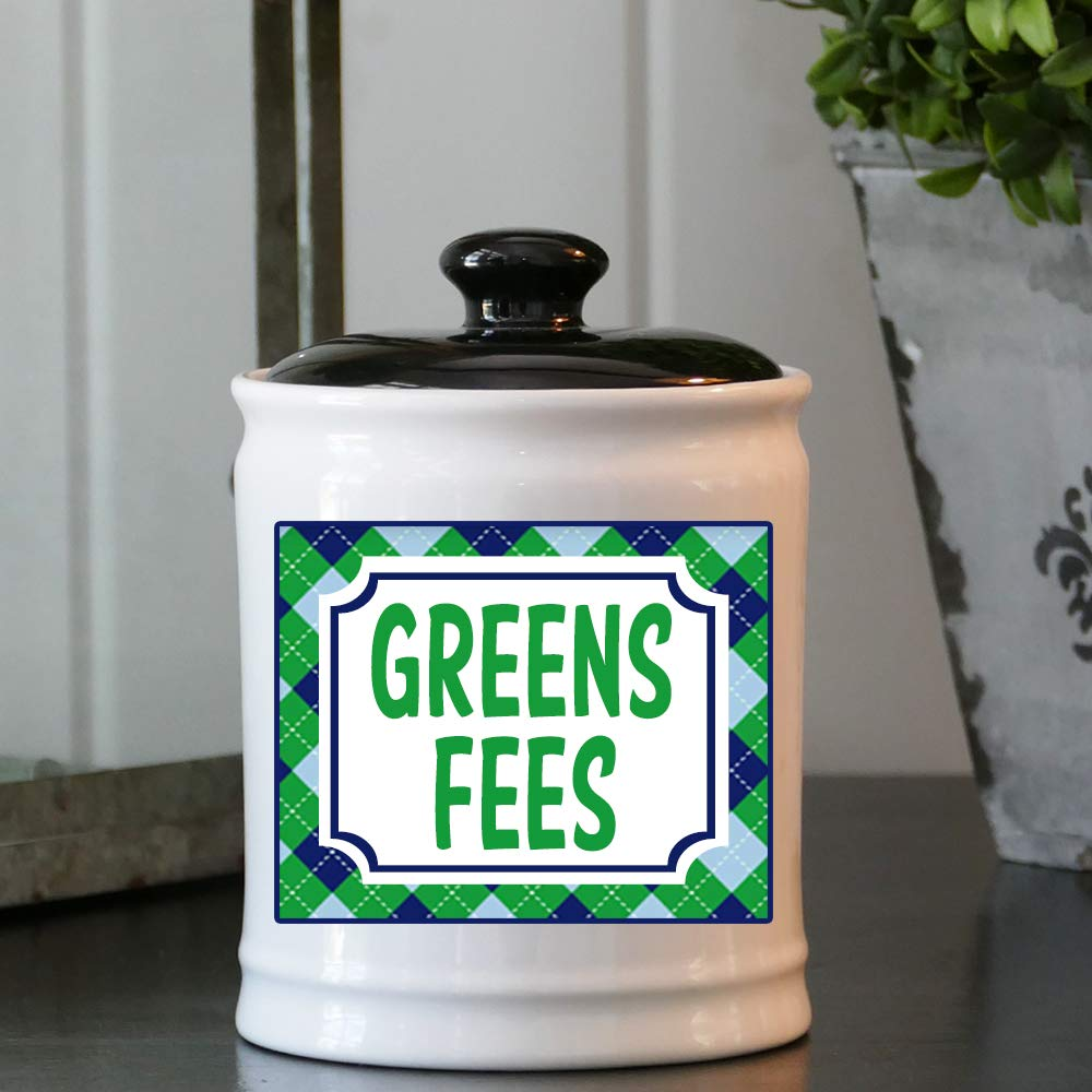 Tumbleweed Cottage Creek Therapy Gifts Therapy in A Jar White Round Ceramic Jar with Black Lid