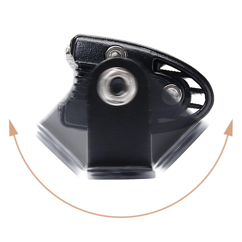 LED Barre de Travail KAWELL 36W Phares Cree Led Projecteur pour pour V/éhicule Quad SUV Camion Bateau LED lumi/ère Lampe de chantier 4WD