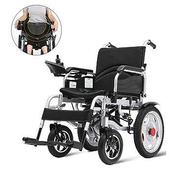 Sillas de ruedas eléctricas para adultos, plegables ...