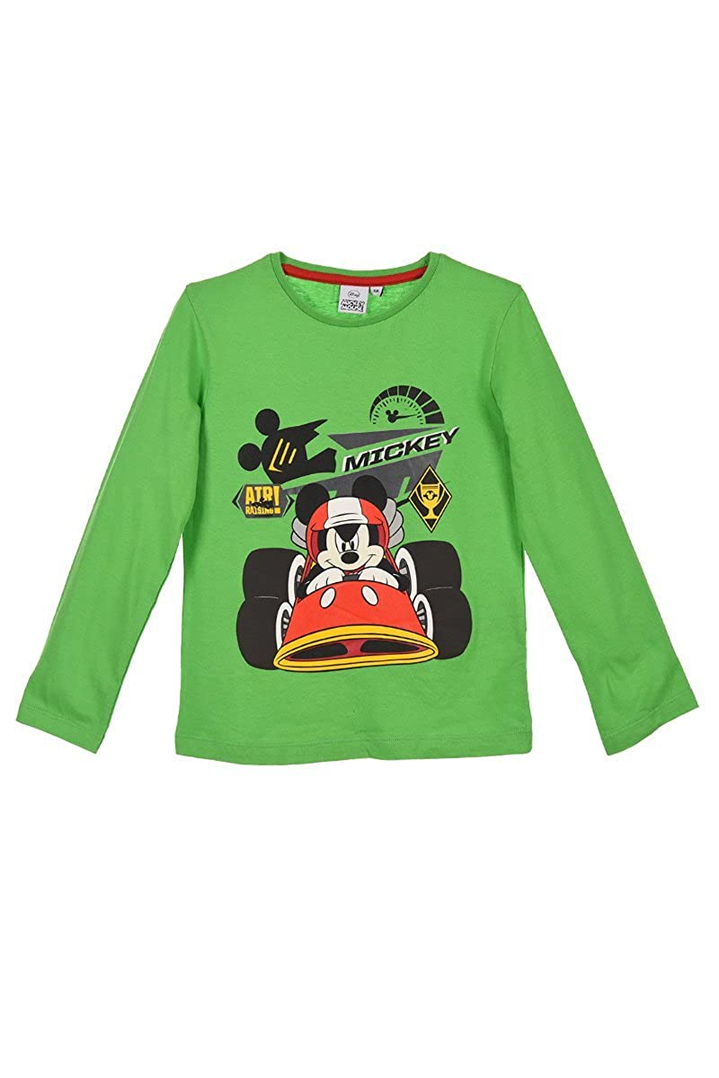 Disney Mickey - Maglia a maniche lunghe bambino EP1487