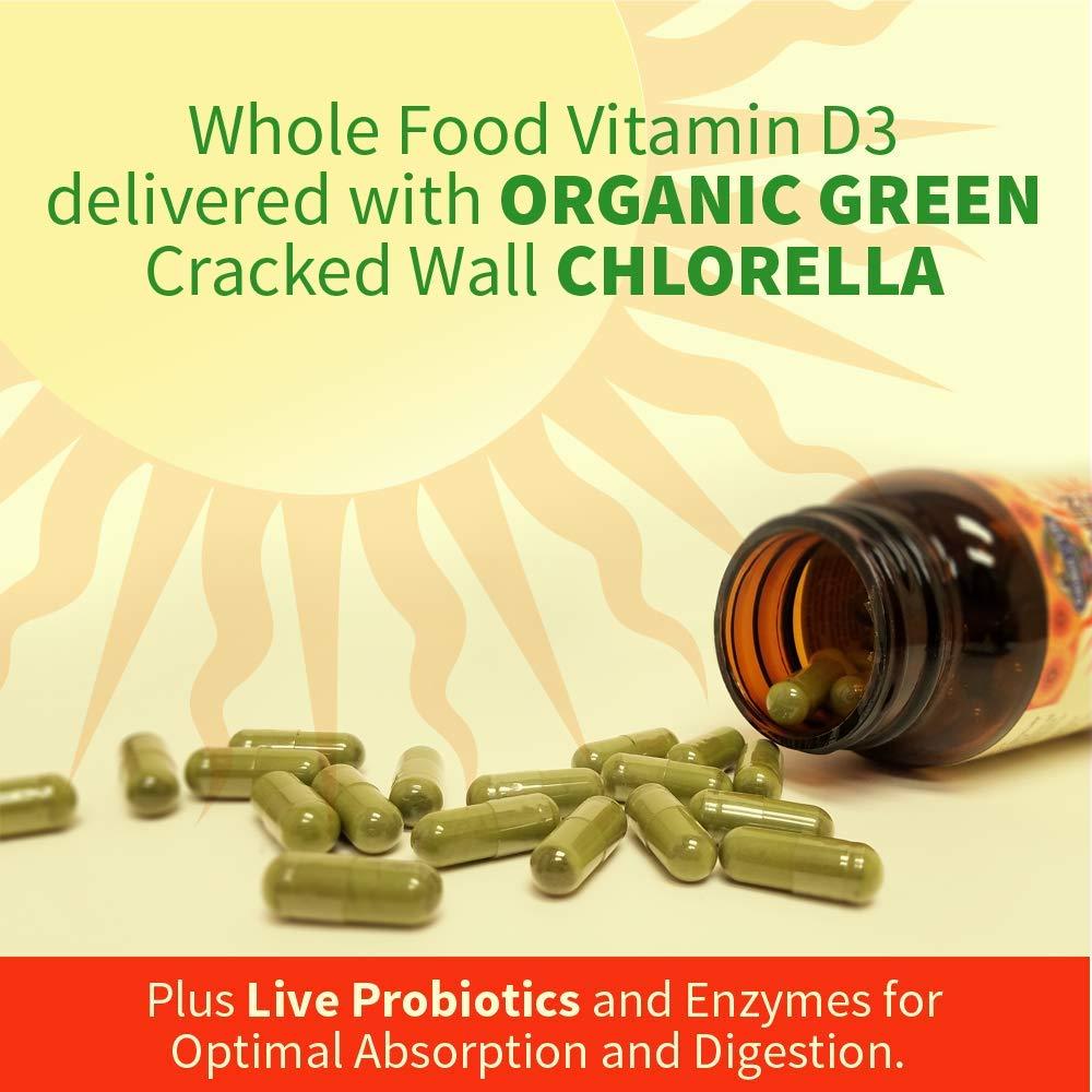 Vitamin Code - Raw D3 (2,000IU) 60 caps: Amazon.es: Salud y ...