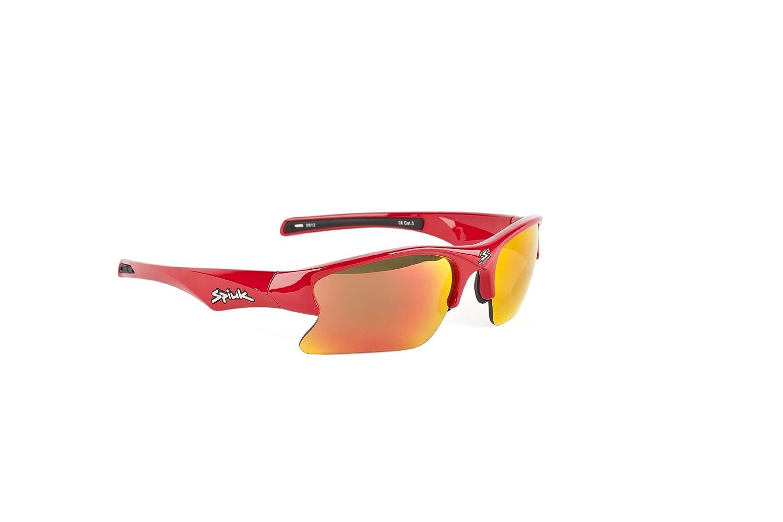 Spiuk Torsion - Gafas de ciclismo unisex, color rojo: Amazon.es: Deportes y aire libre