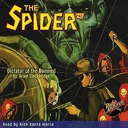 Spider #40, January 1937