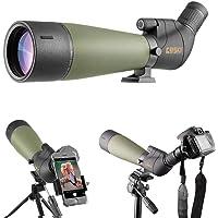El telescopio más Nuevo de Gosky, BAK4, telescopio en ángulo para Disparar, Caza, observación de Aves, Vida Silvestre…