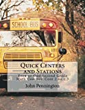 Quick Centers and Stations, John Pennington, 1490917829