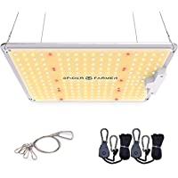 Spider Farmer SF-1000 LED Grow Light with Samsung Chips LM301B & Dimmable MeanWell Driver Sunlike Full Spectrum Plants…