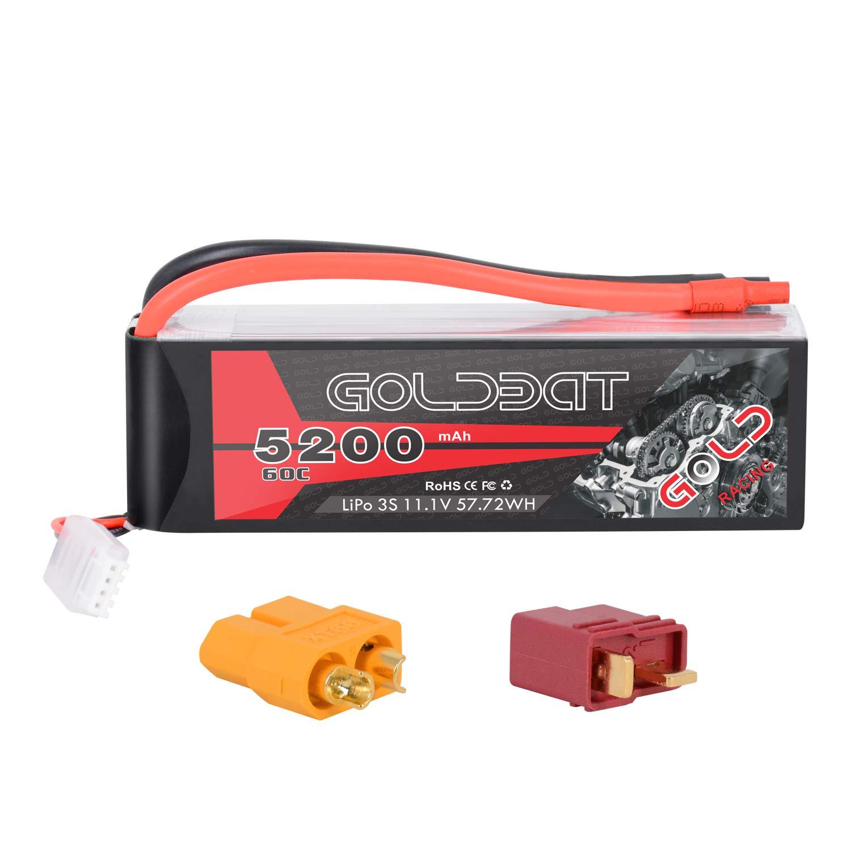 Bateria 5200mAh 60C 11.1V 3S (una unidad)