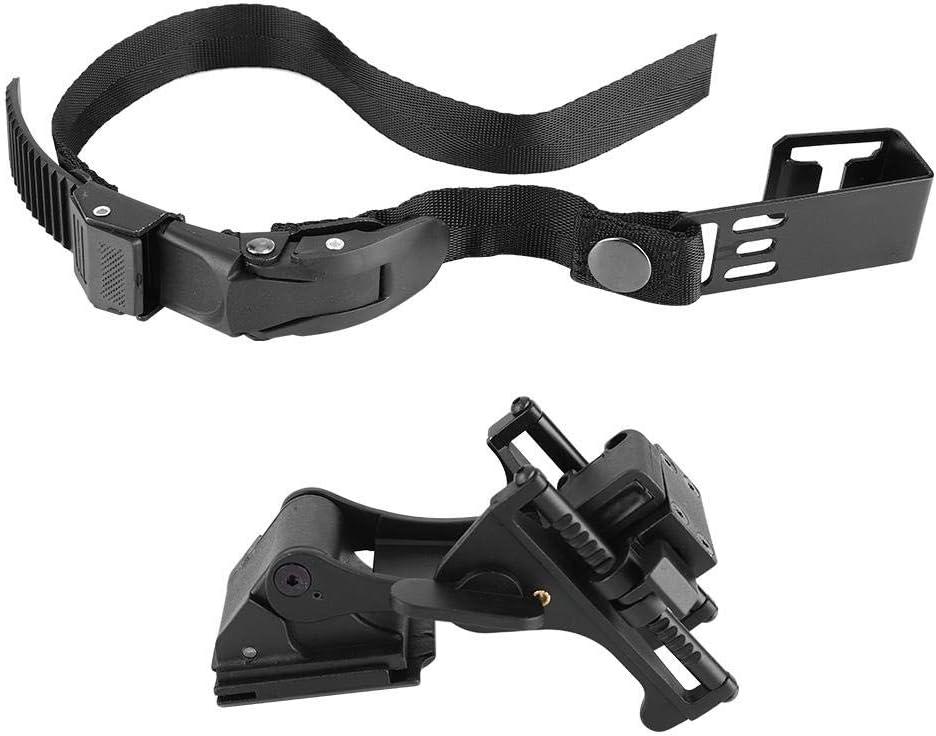 Bnineteenteam Night Vision Goggle Mount,Tactical Helmet Mount Holder for Fast