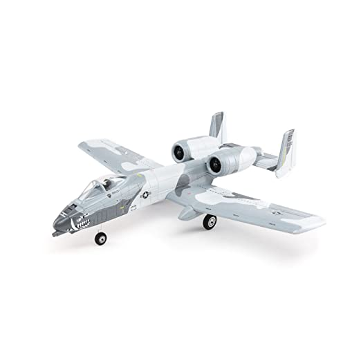 E-flite UMX A-10 BL BNF Basic 28mm EDF Jet with AS3X, EFLU3750