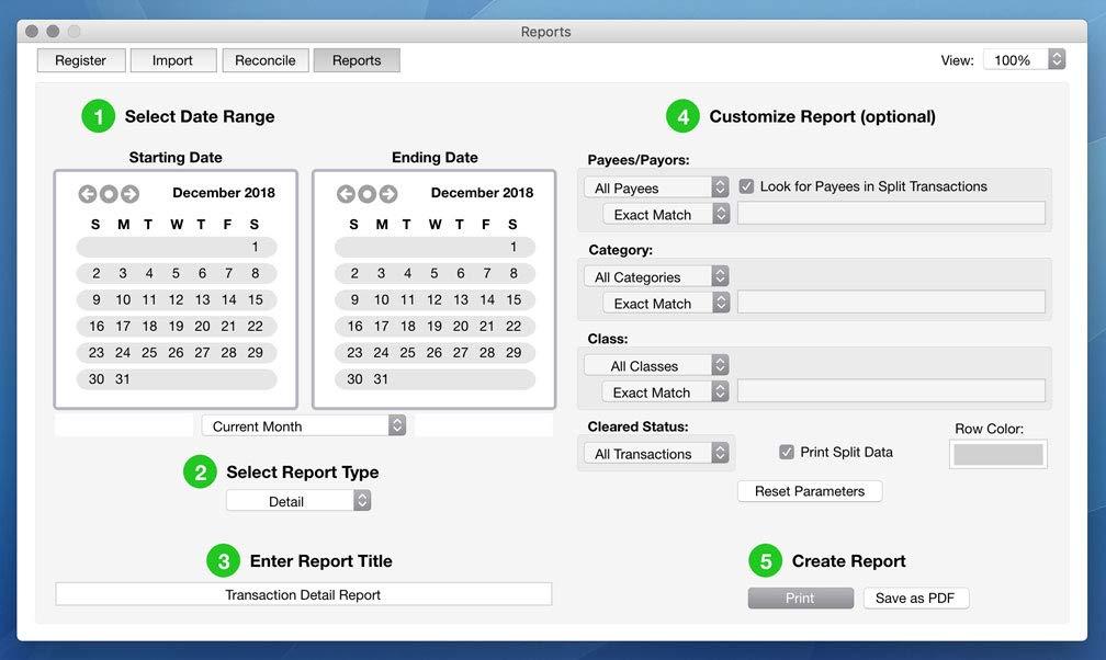 CheckBuilderPro3 - Check Printing Software for Macintosh & Windows by CheckBuilderPro