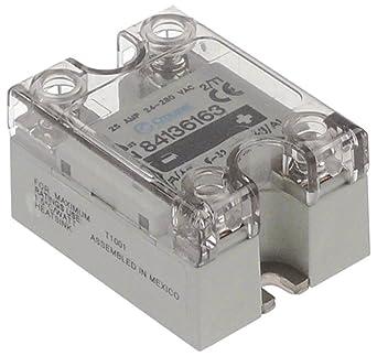 Crouzet GN 84136163 - Semiconductor de potencia para ...