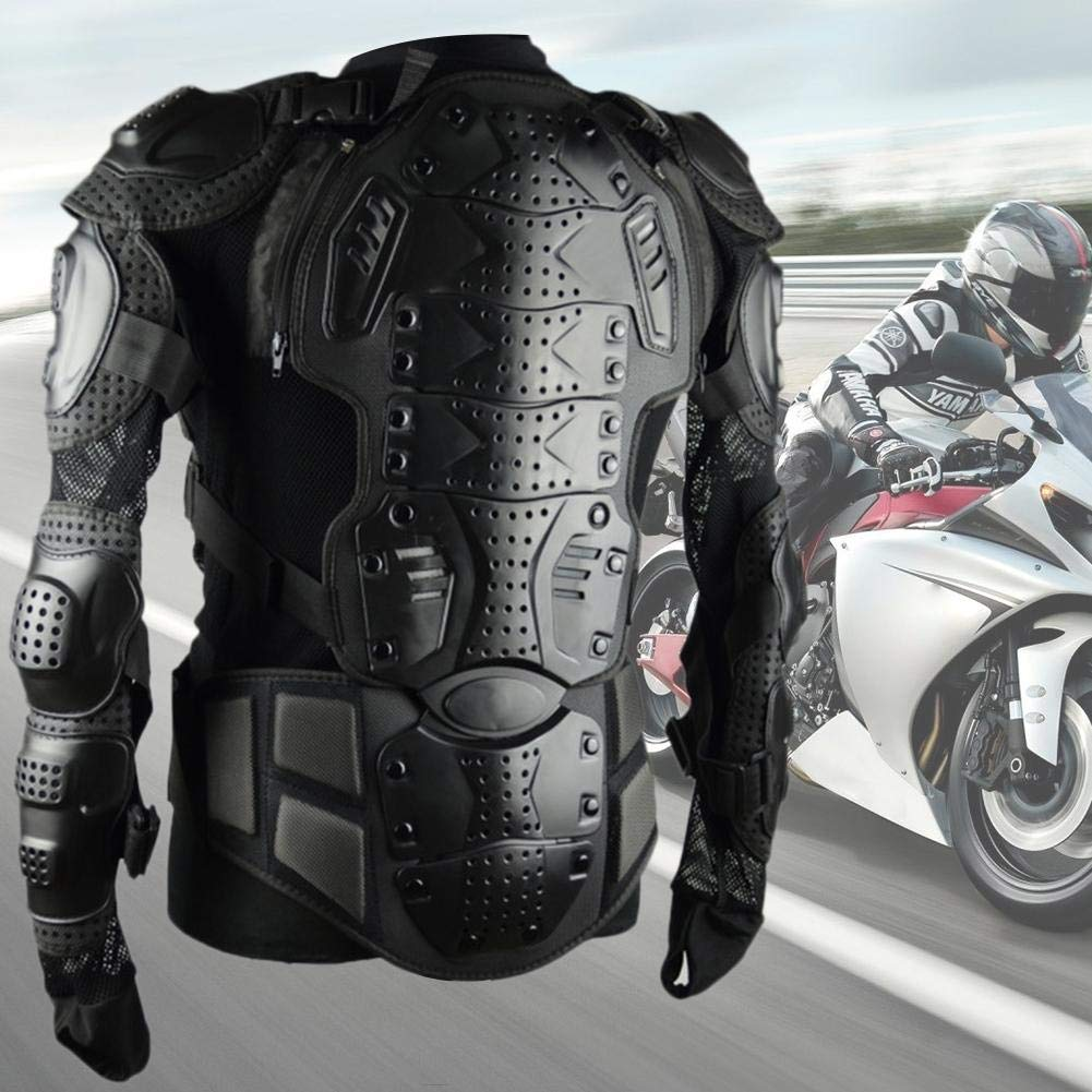 Professional Motorcycle Body Protection Motocross Racing Full Body Armor Spine Chest Letway Motorcycle Jacket Body Armor Protective Gear