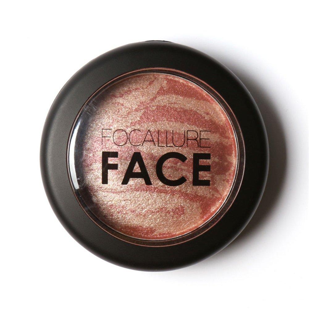 Molie Fard à Joues Blush Poudre Pressed Powder Palette Maquillage