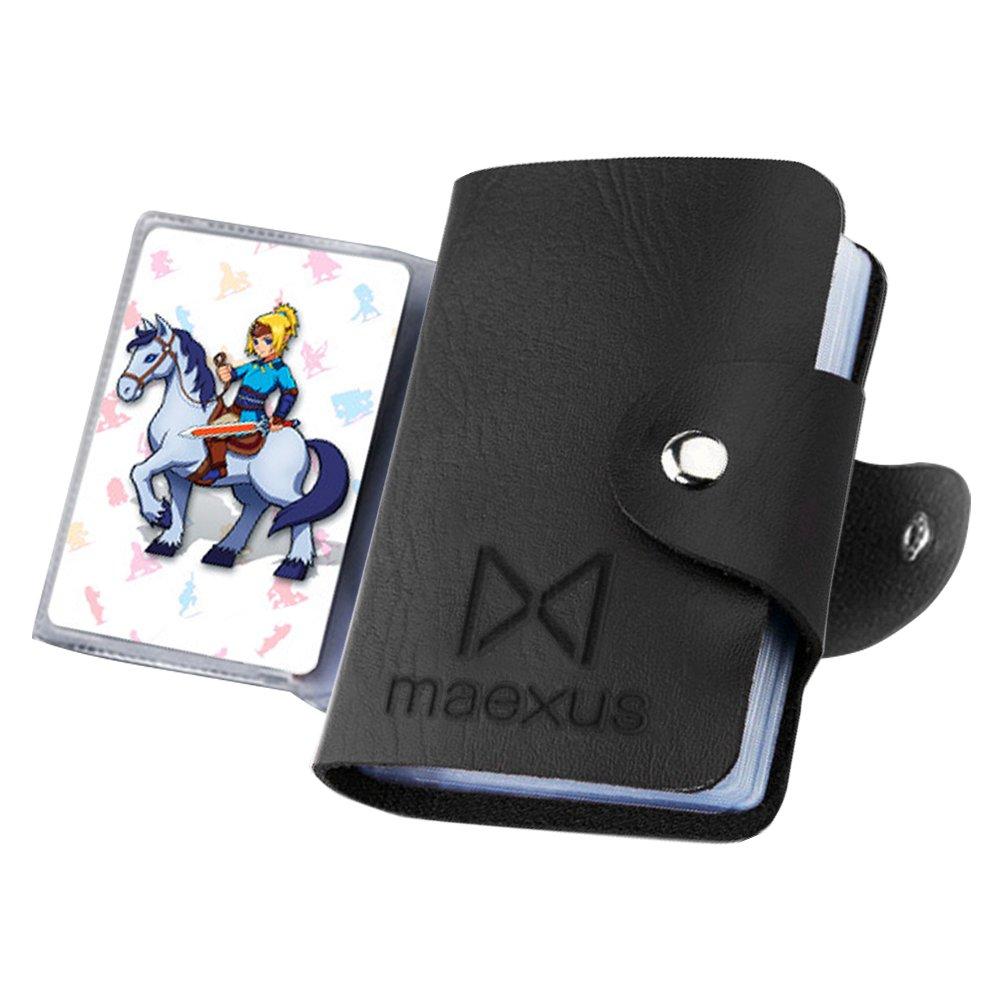 Maexus NFC Karten für The Legend of Zelda Breath of The Wild für Schalter/WII U–22PCS Standard Karten Champions 4Stück, Wolf, Link, Epona