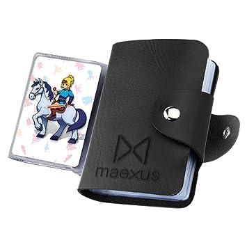 Maexus - Tarjeta NFC para The Legend of Zelda Breath of The Wild (para Interruptor, Wii U, 22 Tarjetas estándar)