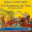Die Konferenz der Tiere: Hörspielfassung von James Krüss Hörspiel von Erich Kästner Gesprochen von: Claus Wunderlich, Ullrich Haupt, Heinz Drache