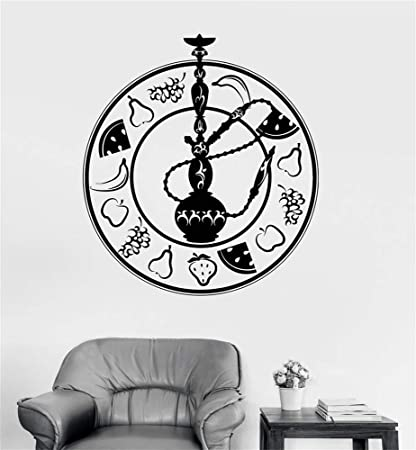 Amazon Com Wall Decor Stickers For Living Room Hookah
