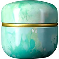 Topwon Body Powder Container with Powder Puff for Baby Women Talc Free Dusting Loose Powder Case Home Travel Powder Box…