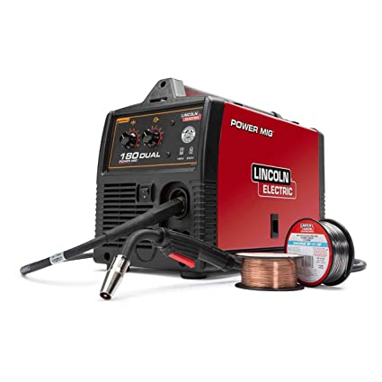 Lincoln Electric Power MIG® 180 DUAL MIG Welder K3018-2