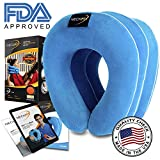 NeckFix Cervical Neck Traction Device for Instant Neck Pain Relief [FDA Approved]