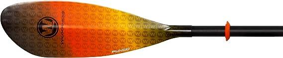Wilderness Systems Pungo Kayak Paddle for Recreation/Touring   Fiberglass or Carbon Fiber Blade   Adjustable Carbon Fiber Shaft (220-240cm)