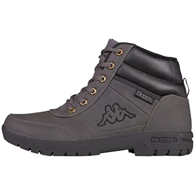6ebb3f7efcd Amazon.com | Kappa Bright Mid Light Men's Trekking Boots grey 242075/1616,  Size:41 | Shoes