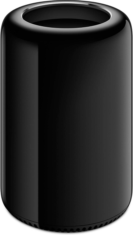 Apple Mac Pro Desktop Computer - Intel Xeon E5 2.7GHz 12-Core CPU, 32GB RAM, 256GB SSD, ME253LL/A (Renewed)