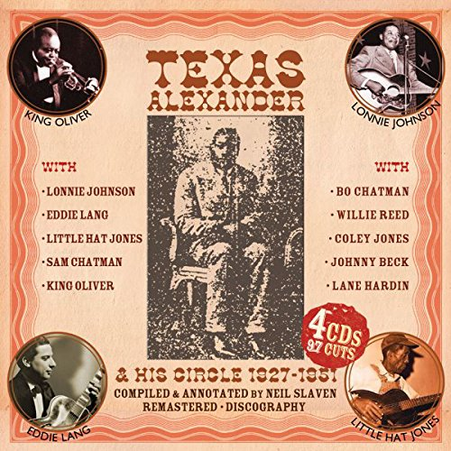 1927-1951: Authentic Early Texas Country Blues