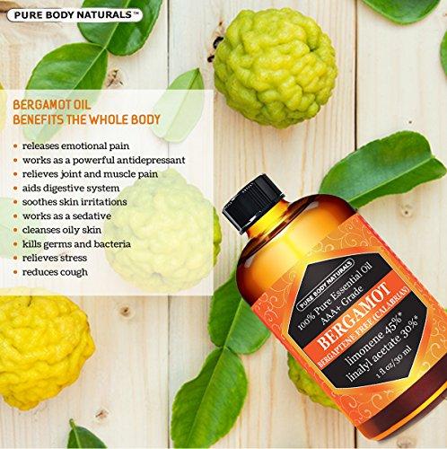 Bergamot Oil | Natural Relaxation