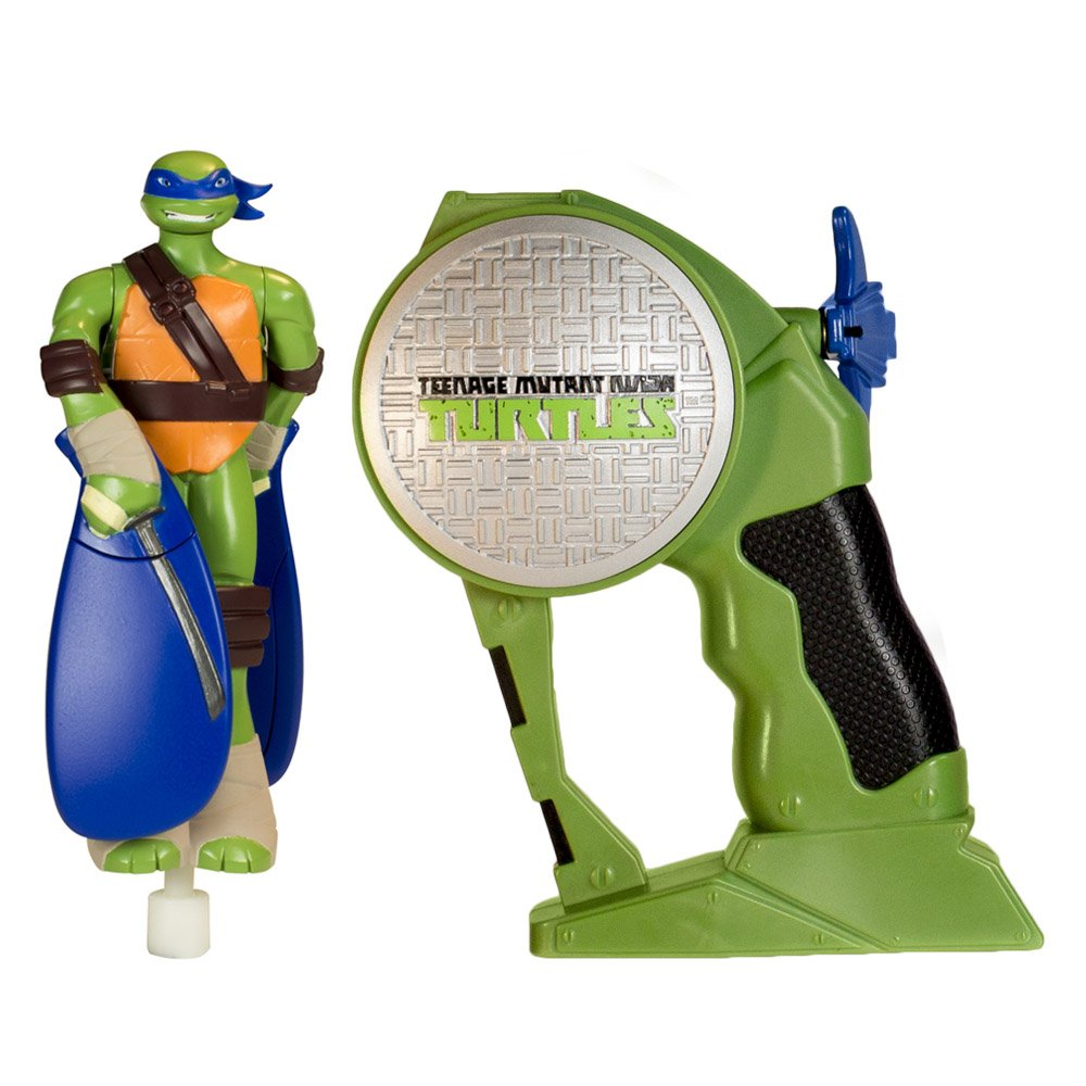 The Bridge Direct Flying Heroes Teenage Mutant Ninja Turtles: Leonardo