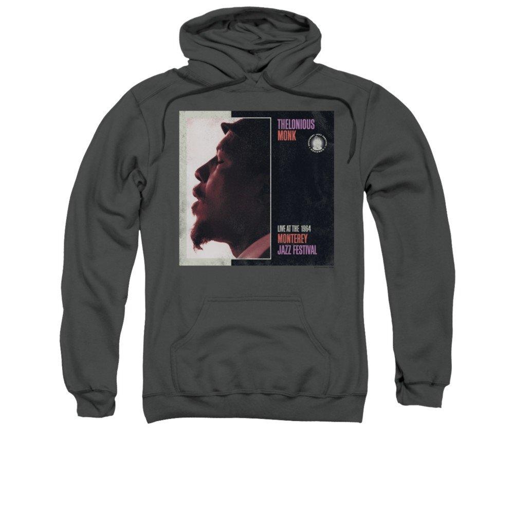 2Bhip Thelonious mönch monterey-hoodie für Herren