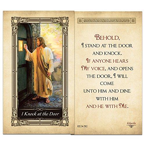Knock Prayer Card - 9