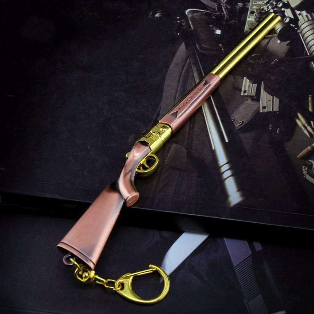 Amazon.com: Gold S686 - Llavero con forma de escopeta ...