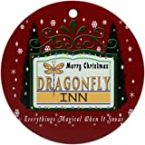 CafePress - Gilmore Girls Tv Round Ornament - Round Holiday Christmas Ornament