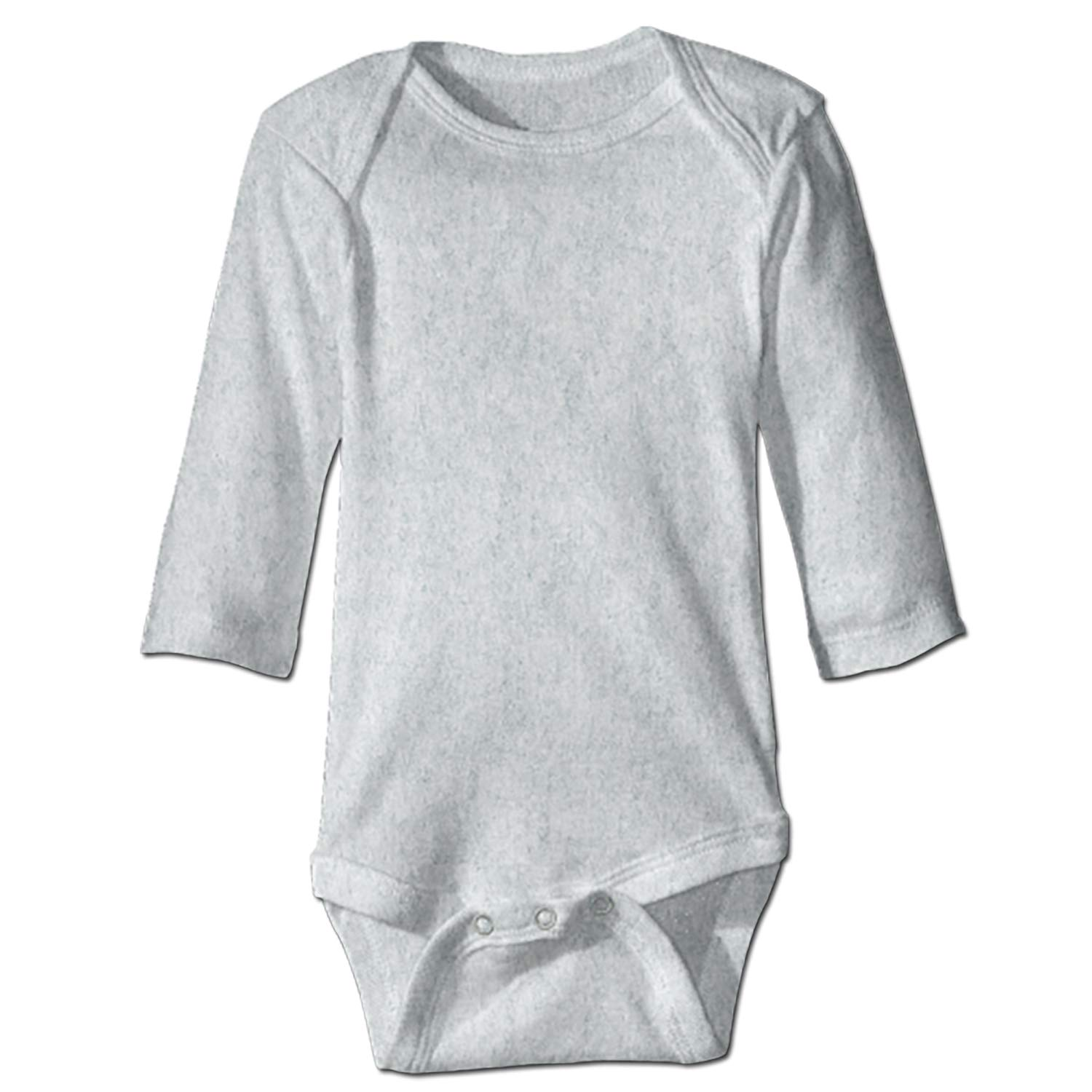 UNIQUES Onesies Long Sleeve Home Outfit for Baby Boys Girls