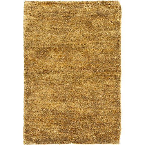 (Safavieh Bohemian Collection BOH211A Hand-Knotted Caramel Jute Area Rug (2' x 3'))