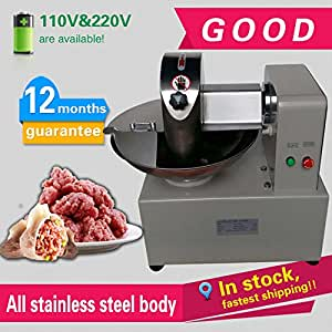 Yoli Commerical Vegetable Cutter Machine Stainless Steel Multifunction Food Chopping Machine Cut Meat/Vegetable/Chili sauce